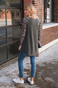 Carlee Long Sleeve Top - Amaryllis Land