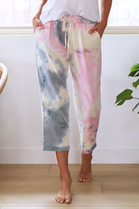 Like a Dream Lounge Pants (Tie Dye)