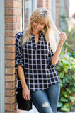 Stripe City Blouse - Amaryllis Land