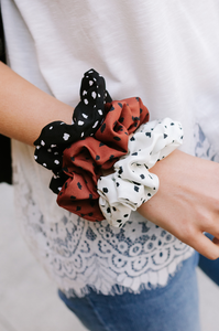 Love Story Scrunchies