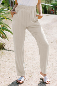 Sunday Drive Linen Pants