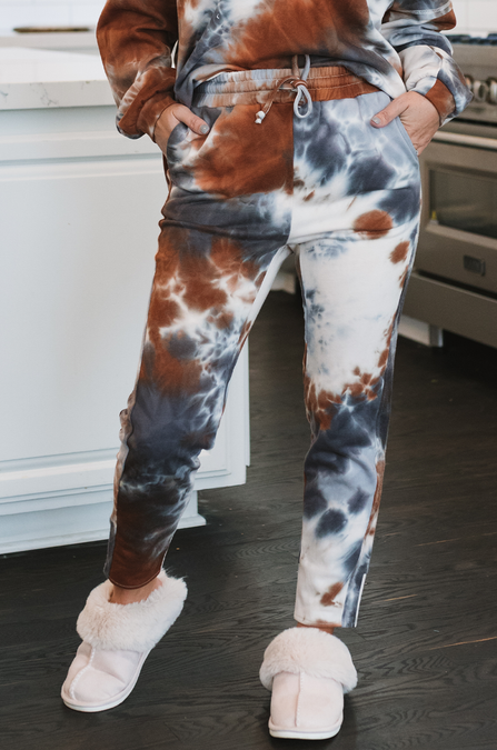 Tie-Dye For Joggers
