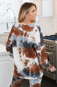 Tie-Dye For Pullover