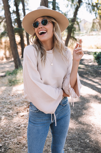 Cozy Up Cropped Sweater