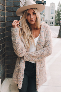 Jess Hooded Cardigan