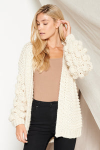 Chesapeake Bubble Cardigan