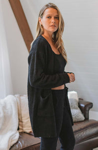 CloudKnit Lounge Cardigan
