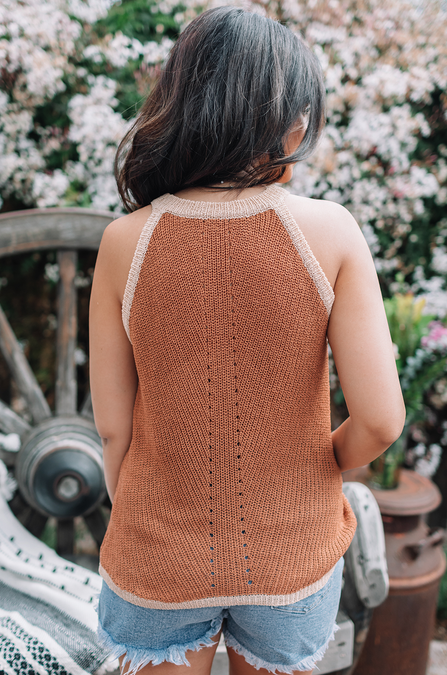 Sophia Sweater Tank