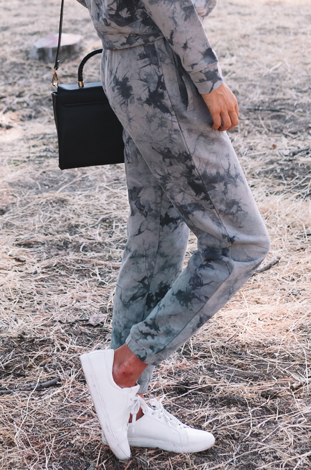 Right On Tie-Dye Joggers