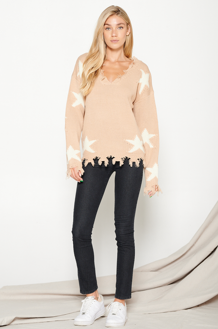 Fallen Star Sweater