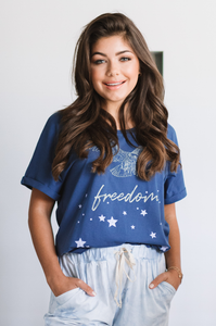 Flying Freedom Tee