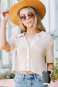 Bermuda Knit Top