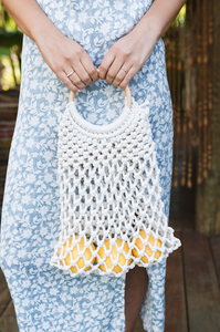 Shore Thing Crochet Bag - Amaryllis Land
