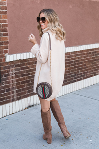 White Mocha Sweater