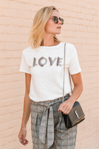 So In Love Tee