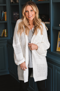 Cloud Nine Cozy Cardigan