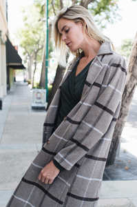 Seville Wool Coat
