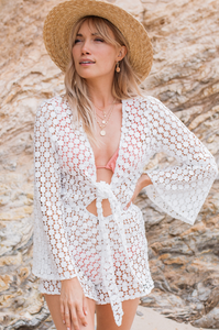 Beach Chic Romper - Amaryllis Land