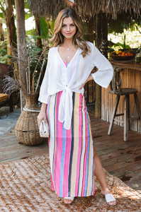 Mai Tai Maxi Dress - Amaryllis Land