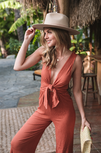 Catalina Jumpsuit - Amaryllis Land