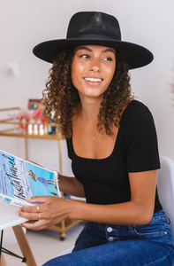 Bubbly 100% Silk Blouse - Amaryllis Land