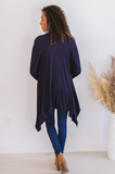 Sophia Draped Cardigan