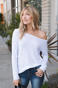 Weekend Sweater Top