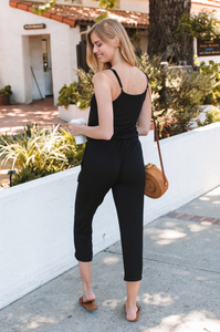 Feelin' Lacy Jumpsuit - Amaryllis Land