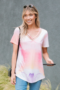 Illusion Dyed Tee