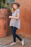 Day to Day Tunic - Amaryllis Land