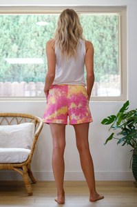 Julia Dyed Shorts