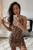 Rayas Tiger Dress