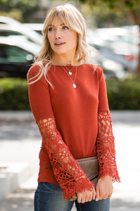 Hazy Days Crochet Top - Amaryllis Land