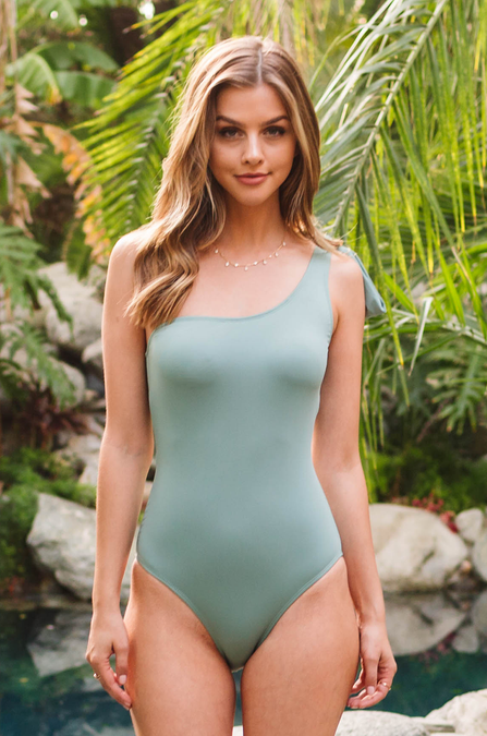 Emerald Isle One Piece - Amaryllis Land