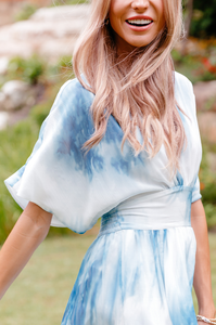 Hazel Tie Dye Dress