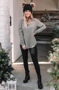 Hunter Henley Tunic