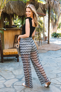 Marley Crochet Pants - Amaryllis Land