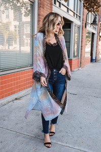 Wild Thing Kimono (Backorder until 11/20)