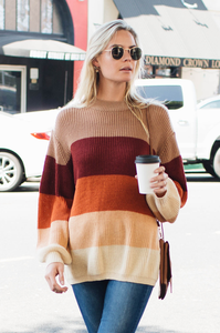 Sunday Morning Sweater