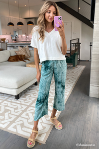 Britnee Wide-Leg Pants - Amaryllis Land
