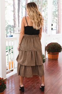 Debbie Tiered Skirt