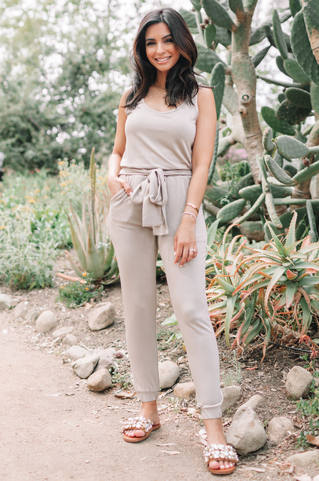 Easy, Breezy Jumpsuit