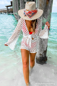 Beach Chic Romper