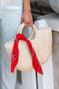 Bahama Basket Bag