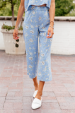 Cassidy Floral Pants