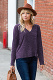 Scottsdale Long Sleeve Top - Amaryllis Land