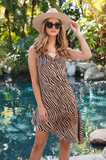 Tiger Tilt Dress - Amaryllis Land