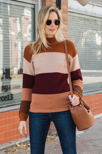 Presley Ribbed Sweater