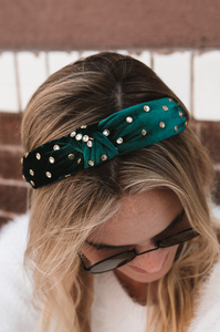 Jubilee Jewel Headband - Amaryllis Land