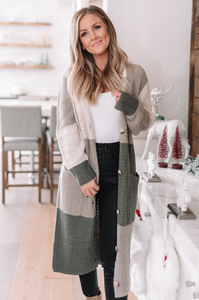 Too Cozy Cardigan